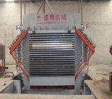 Le travail du bois de la mélamine Presse à chaud de la machine hydraulique