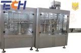 Automatique boisson chaude de thé de jus de boire du liquide usine d'Embouteillage Ligne 3en1 Machine de remplissage de la Chine meilleur fournisseur de machines de remplissage