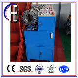 Button Control 31.5MPa Quick Change Tool Hose Crimping Machine