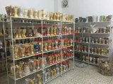 Bruciatore di incenso di ceramica elettrico arabo