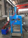 20ton 16ton 12ton 50ton hydraulischer Ballen-Scherblock-Gummiausschnitt-Maschine
