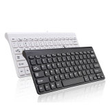 Laptop와 PC (KB-168L)를 위한 Ultra-Thin USB 2.0 Wired Mini Multimedia Keyboard