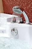 Bañera de masaje con agua de acrílico con cascada americana (TLP-678)