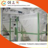 Personalizada automática de los piensos animales Molino de la planta de producción de pellets