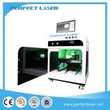 La mejor calidad 3D laser acrílico cristal de cristal máquina de grabado láser