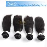 Jungfrau-unverarbeitetes natürliches malaysisches Haar