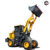 Low Priceの農場Machinery Equipment Mini Wheel Loader