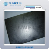 Grafiet Blad dat met de Folie van het Metaal wordt versterkt (SUNWELL)