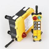 F24-6D Grue double vitesse radio étanche Télécommande sans fil