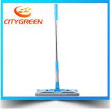 Lavette plate de nettoyage d'étage de lavette de Microfiber de bâti de nettoyage en aluminium professionnel d'étage