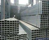 Invernadero galvanizado la construcción de tubo de acero cuadrado/tubo de acero