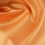 Cuero artificial de alta resistencia a la abrasión de la piel-imitado PVC para la fabricación de muebles