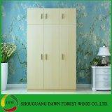 صنع وفقا لطلب الزّبون مقصورة غرفة نوم أثاث لازم خزانة ثوب