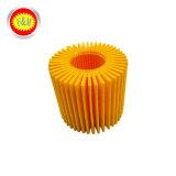 Auto du filtre à huile de base de papier 04152-37010