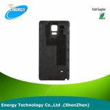 Großhandelspreis-Abwechslungs-Gehäuse für Deckel der Samsung-Galaxie-Anmerkungs-4 der Batterie-N9100, hinteres Gehäuse für Galaxie-Anmerkung 4 N910V N910A