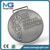 熱い販売の昇進の旧式な青銅色のスポーツメダル