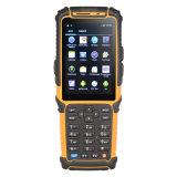 人間の特徴をもつOSのTS901が付いている険しい可動装置PDAのバーコードのスキャンナー
