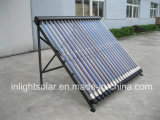封印された金属製の真空管ヒートパイプソーラーCollctor(ドイツブルーチタンコーティング)
