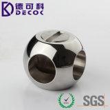 304 Válvula de bola de bola de acero inoxidable para equipos industriales