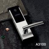 Tarjeta digital de teclado resistente al agua de la seguridad de bloqueo de puerta en el Hotel