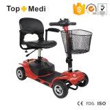 Motorino elettrico registrabile staccabile a quattro ruote di mobilità del nuovo prodotto di Topmedi