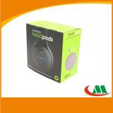 Custom Accept PVC PP PS Pet Plastic Emballage électronique Boîte pliante pour casque