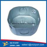 Galvanisierter Stahloctagon-Rohr-Kasten