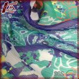 Tela de seda pura impressa personalizada da dobra 8mm Georgette