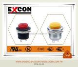 Excon wasserdicht und Öl-Beweis Stoss-Schalter Pb-02 mit IP67