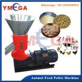 Bonne performance de travail presse à granulés d'alimentation animale industrielle