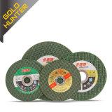 ステンレス鋼125のための熱い販売の緑の切断の車輪