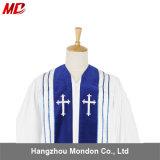 Iglesia Iglesia mayorista de ropa personalizada batas uniformes de coro de la Iglesia túnica longitud