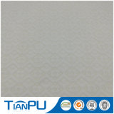 Anti-Pilling Repelente de Agua de colchón Tela de algodón orgánico de superficie