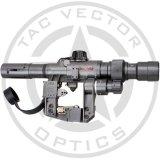 Vektoroptik MilitärSvd Draguno 3-9X24 optische Riflescopes Jagd taktisch mit erstem Brennebene-Fadenkreuz für Scharfschütze-Anblick Ak47-Airsoft