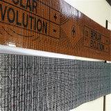 Isotrópico Rubbermagnet con el PVC y el Escudo UV