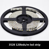 3528 indicatore luminoso di striscia flessibile di SMD 600LEDs LED