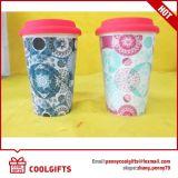 De speciale Ceramische Kop van de Melk met de Kleur van de Regenboog