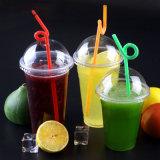 tazza di plastica libera a gettare dell'alimento (tazza dei pp)
