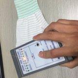Перчатки ESD углерода связанные волокном
