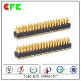 38pin 고열 플라스틱 Pogo 핀 커넥터