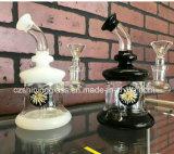 Glänzendes GlasHandblown buntes rauchendes Glasrohr für Tabacoo Huka
