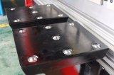 Machine à cintrer Wc67y-400/6000 d'acier inoxydable avec le contrôleur de commande numérique par ordinateur
