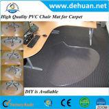 Rectangle chaise en PVC pour la vente de tapis de sol
