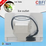 Cbfiの顧客は統合されたデザイン食用の製氷機械を歓迎した