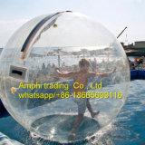 Nueva bola promocional del agua, bola que recorre del agua