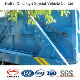 huisvuil die van het Type van Wapen van 3 Schommeling Dongfeng van 15cbm het Euro de Vrachtwagen van het Vervoer leveren