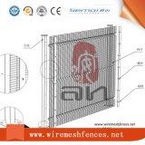 Сетка тюрьмы разделительной стены подъема 358 PVC Coated анти-