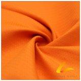 água de 50d 300t & do Sportswear tela 100% tecida do filamento do poliéster do jacquard do Twill para baixo revestimento ao ar livre Vento-Resistente (53121A)
