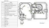 Caixa terminal dos pontos óticos passivos - FTTH Ope-Ftt-H208