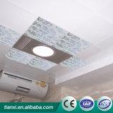 Благоприятные цены декоративных ПВХ настенной панели для установки на стену, потолок с цветочного дизайна